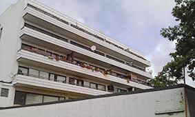 Ein 60iger Jahre Bau in Bramfeld, Original